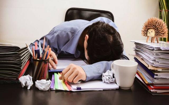 căng thẳng mệt mỏi