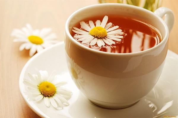 công dụng chữa rối loạn tiêu hóa với trà hoa cúc
